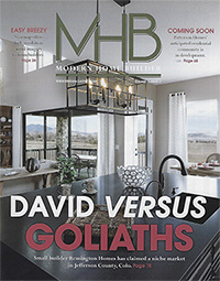 Southlake Builders Modern Home Builder Magazine Article